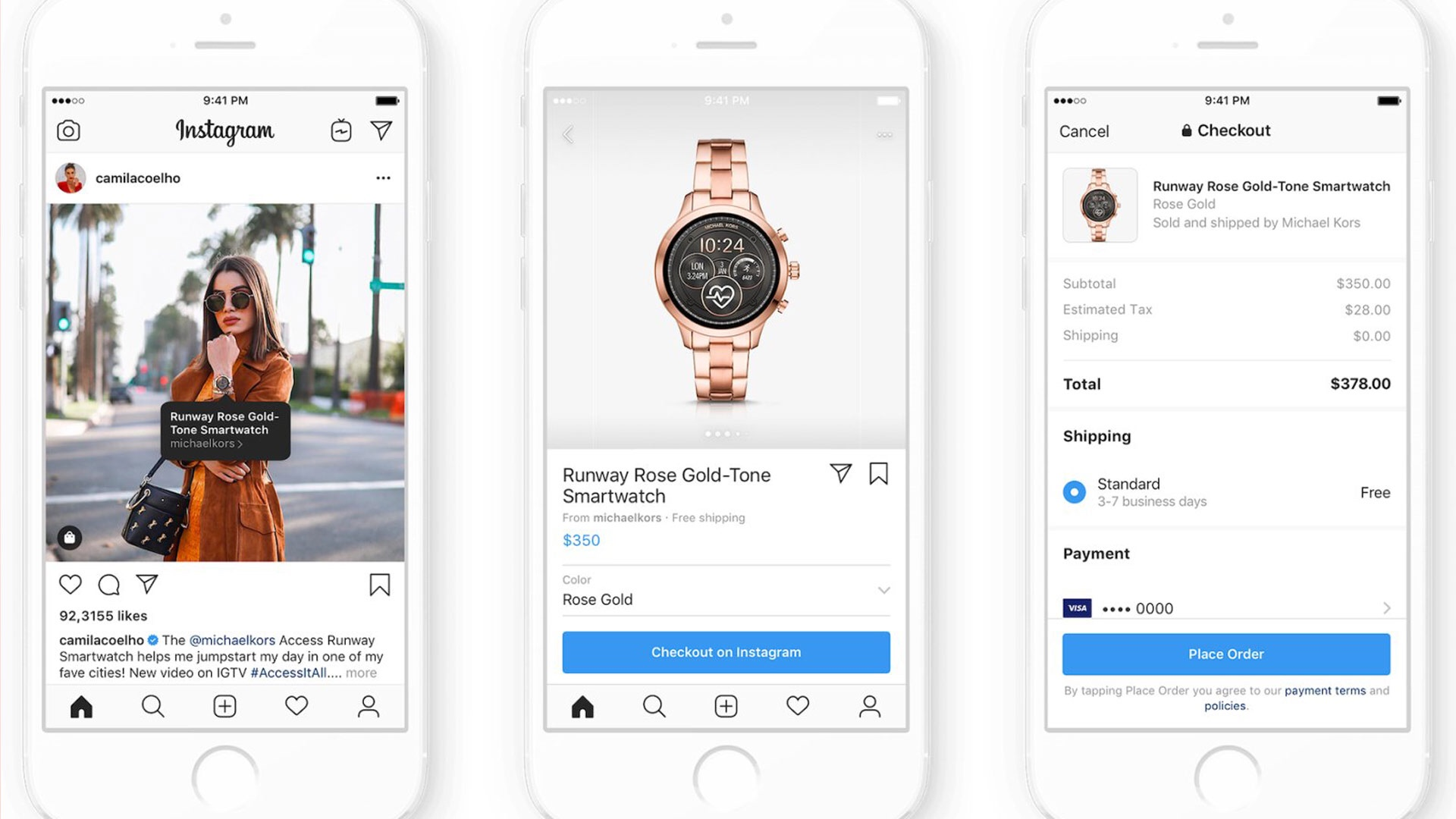 Instagram Se Suma Al E Commerce Con Influencers Comprar